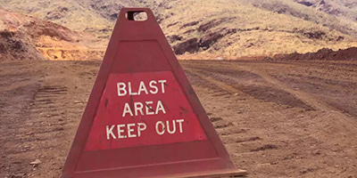 Safety Mine Site